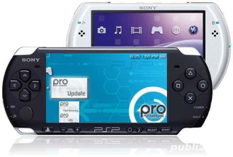 Modare decodare PSP fat slim Go modez decodez Play Station Portable