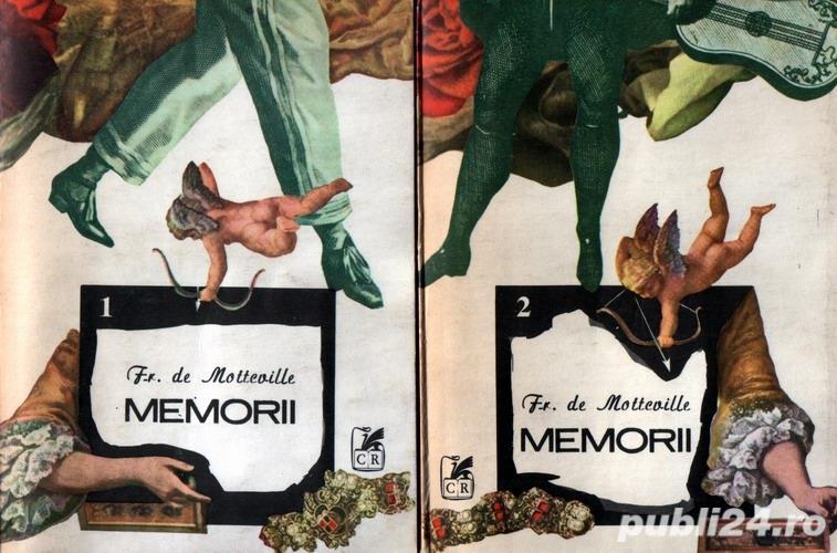 François de Motteville : Memorii (2 vol.)