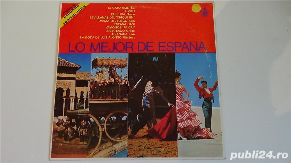 Discuri vinil Muzica Spaniola