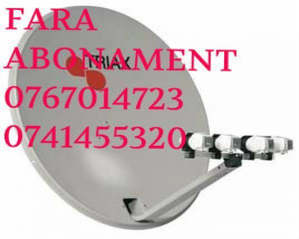 Antene satelit 0767014723