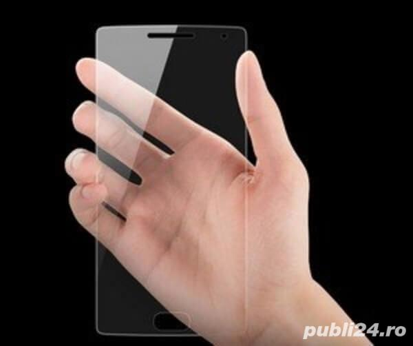 Folie de sticla securizata Motorola Moto Z Play, Tempered Glass, protectie ecran display telefon