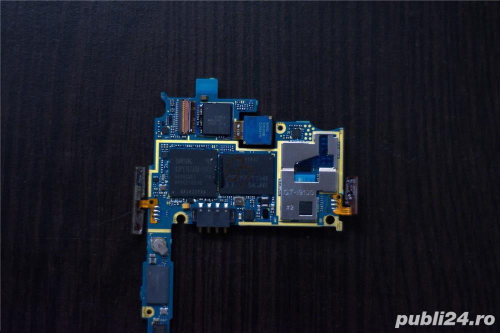 Samsung S2 placa de baza