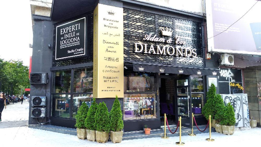 "Vanzare Afacere la Cheie ""Jewelry & Diamonds"""