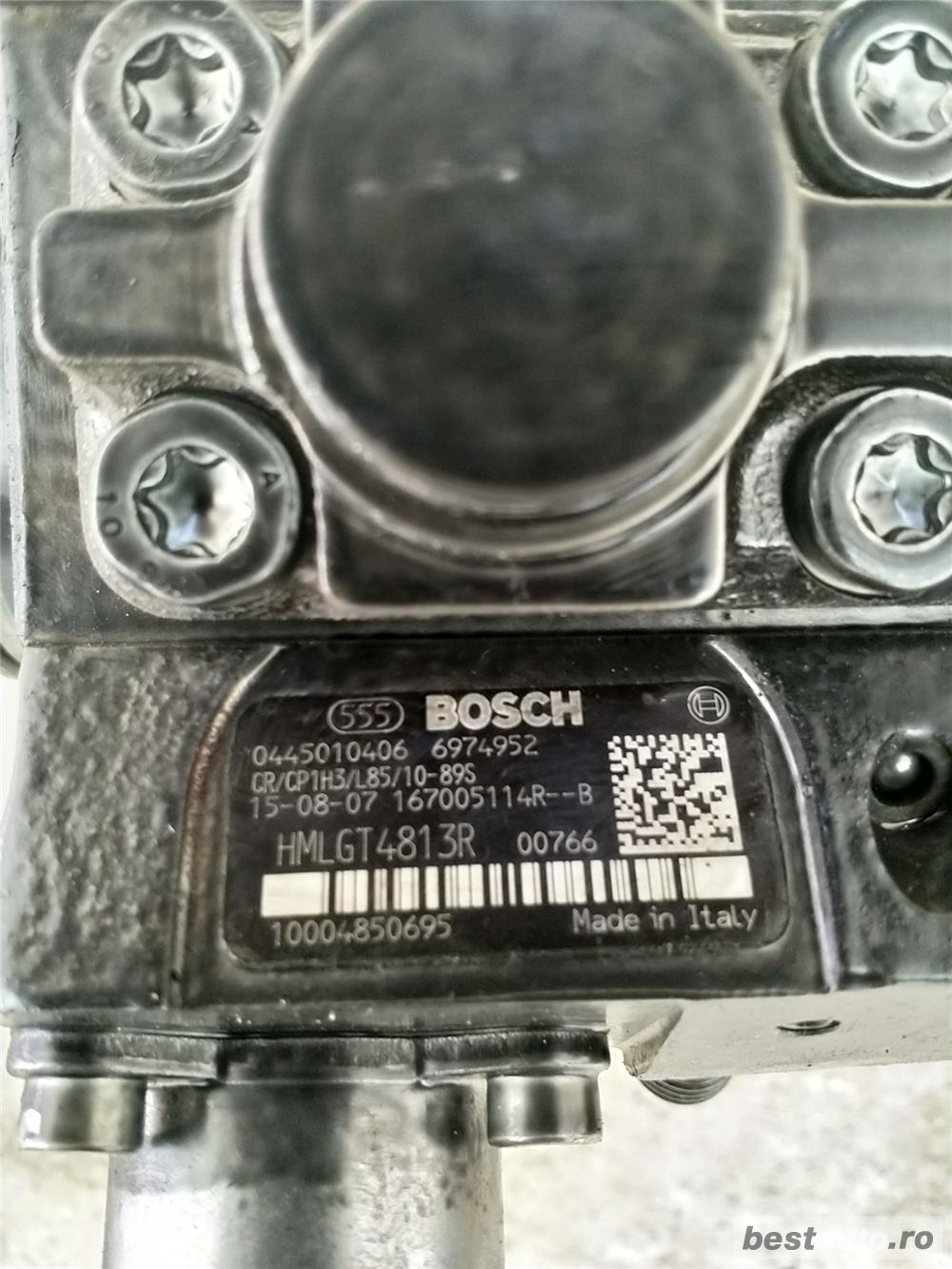 0445010406 Pompa Inalta Presiune Opel Vivaro 1.6 CDTI Renault Espace V Megane VI Talisman Trafic