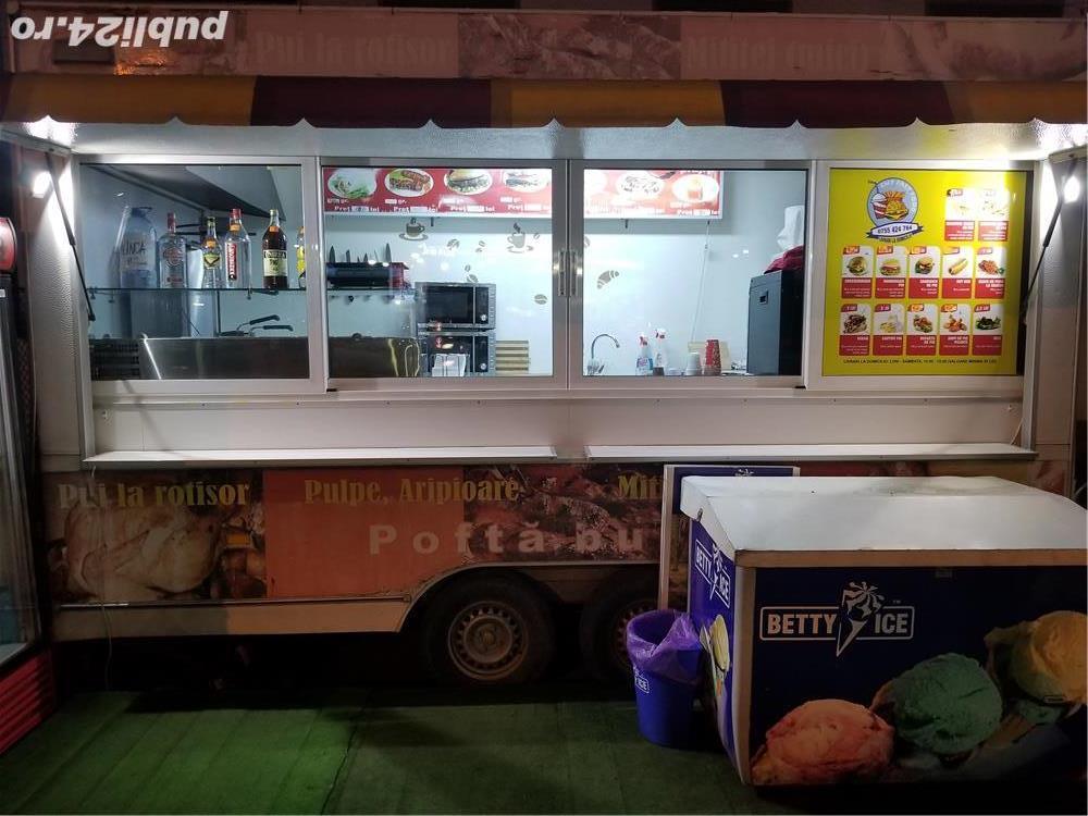 Rulota Fast Food 7350 eur