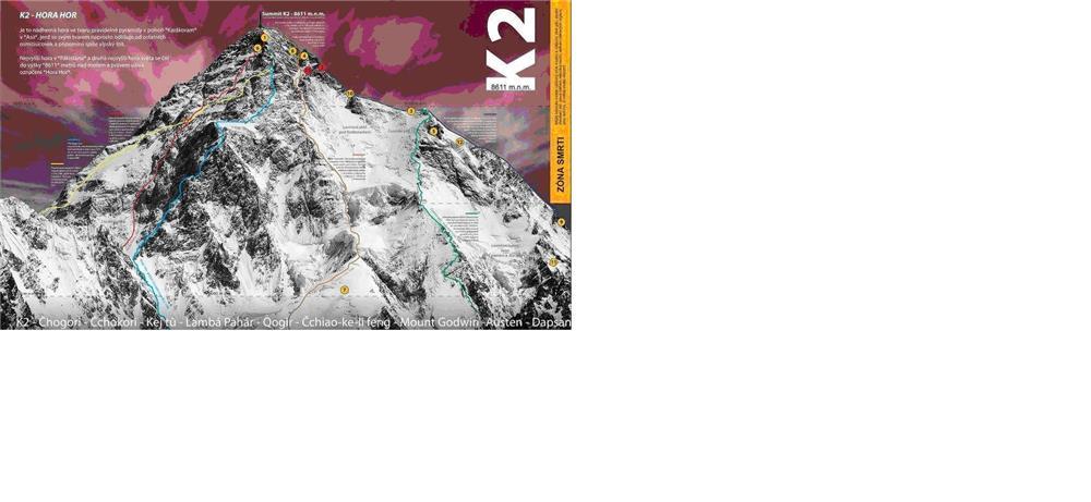 Cumpar cartea K2 – muntele muntilor. Vis si destin