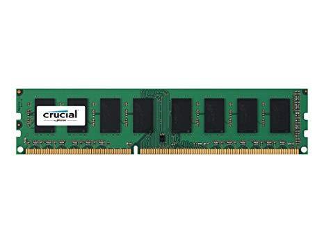Memorie RAM 2 GB DDR3 SDRAM Crucial Technology PC3-12800