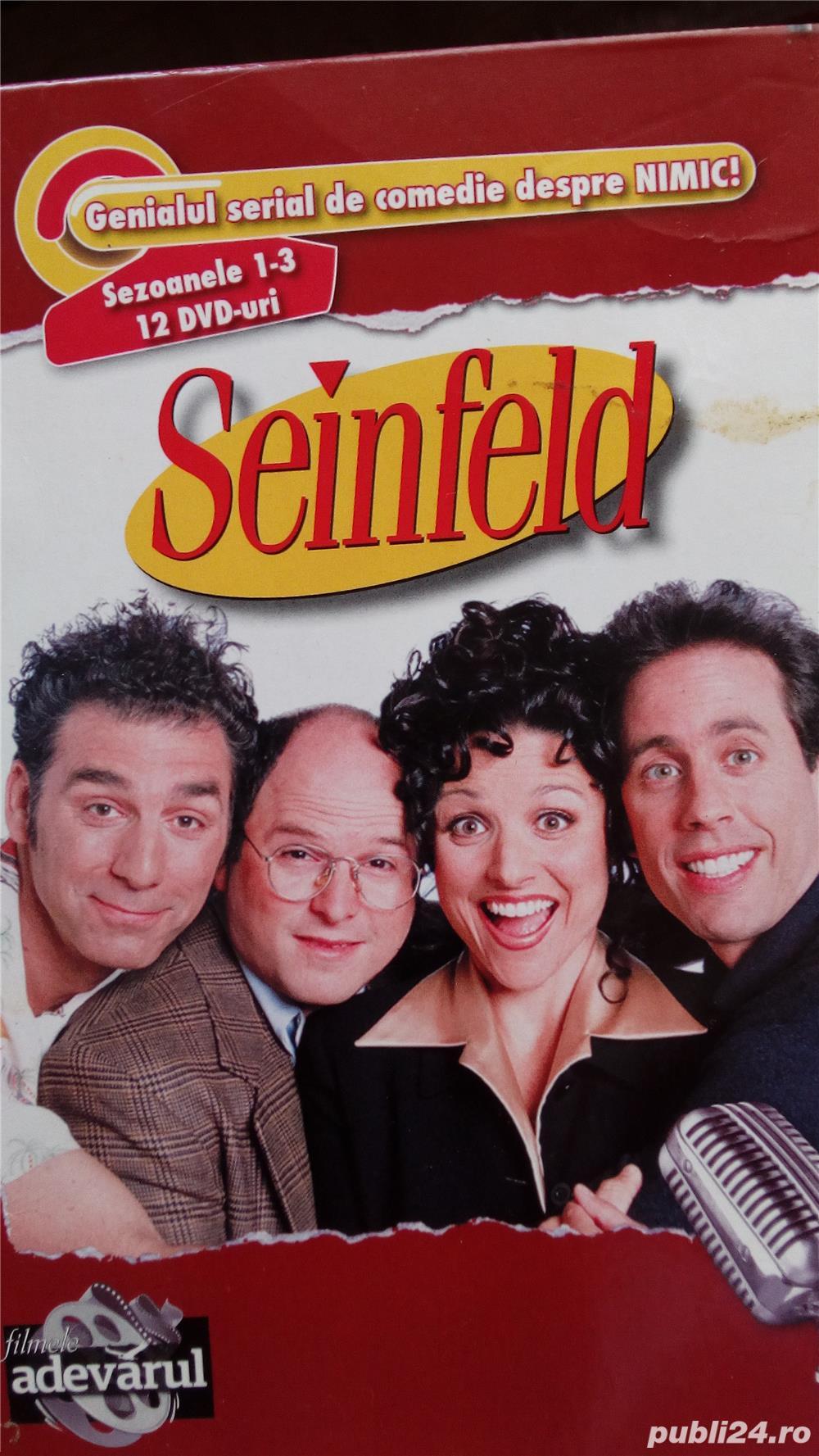 Vand colectie de filme Seindfeld