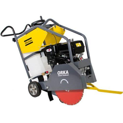 INCHIRIEZ Masina de taiat beton si asfalt AGT ATB 450 motor ATLAS COPCO , diametru disc: 350-450 mm