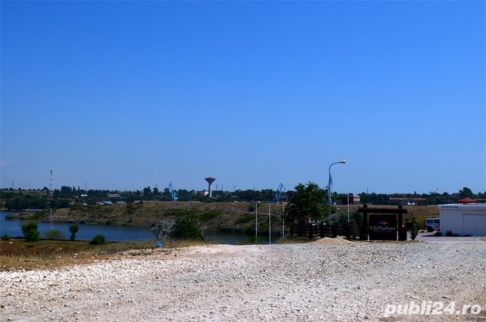 Limanu - Life Harbour Marina, Teren 500mp