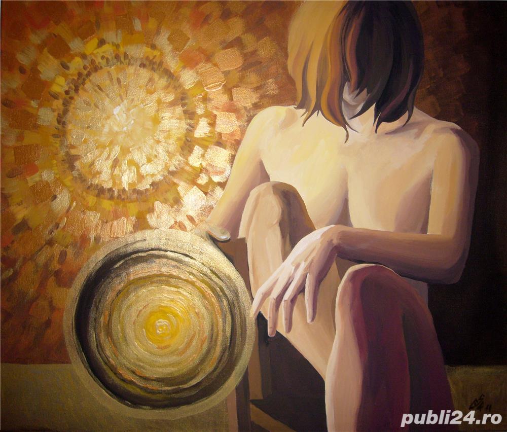 Tablou cu nud