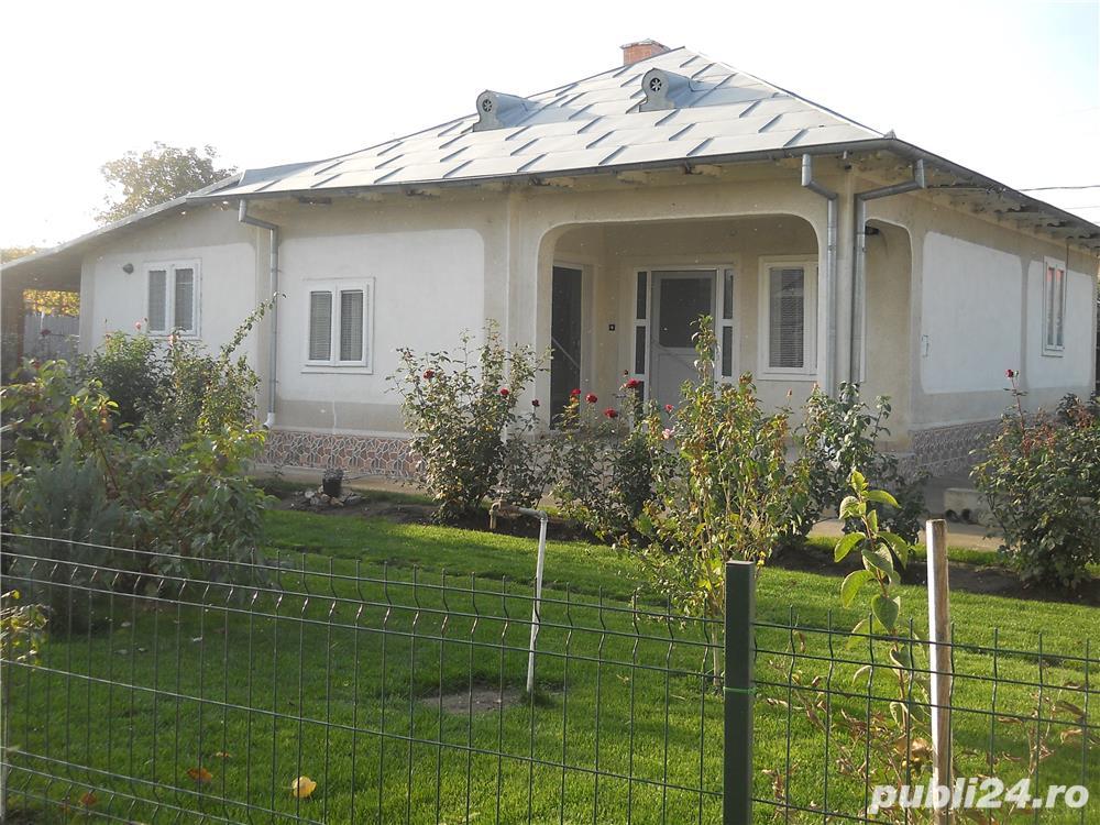 Vand casa Garvan Tulcea sau schimb cu apartament 2 camere Galati Micro 20