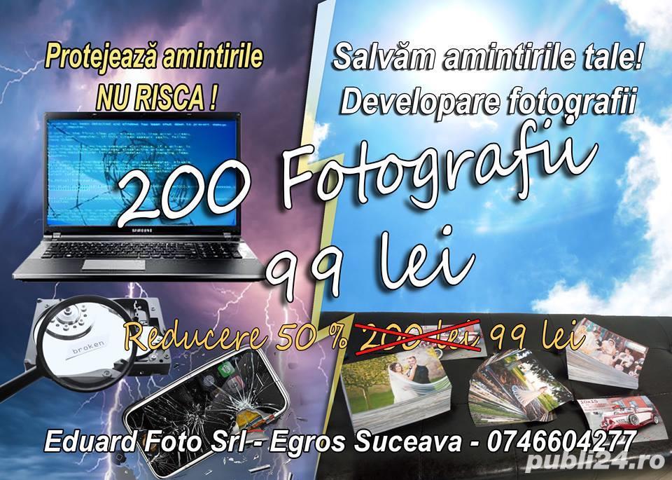 Printare 100 foto