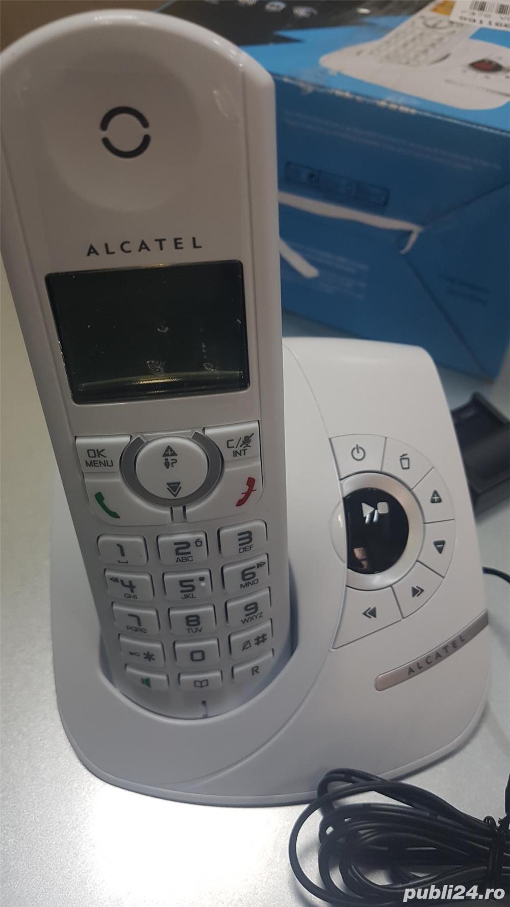 Vand telefon fix wireless Alcatel,cu robot