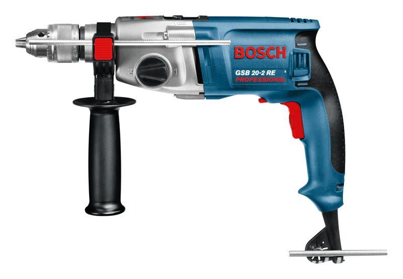 INCHIRIEZ Masina de gaurit cu percutie (bormasina) Bosch Professional GSB 21-2 RE, 1100W, 13mm