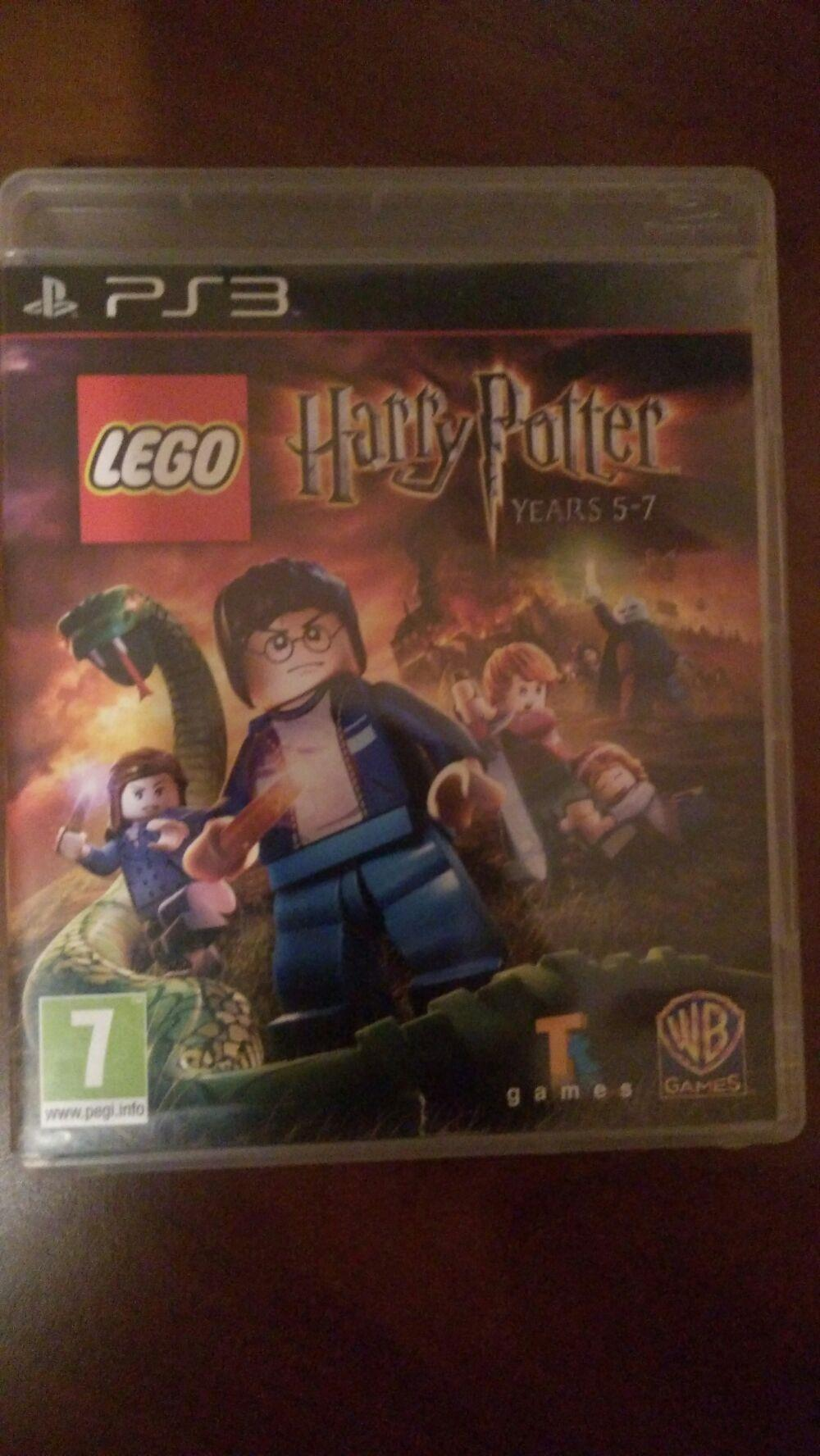 Vand Lego Harry Potter Years 5-7 PS3 Playstation 3