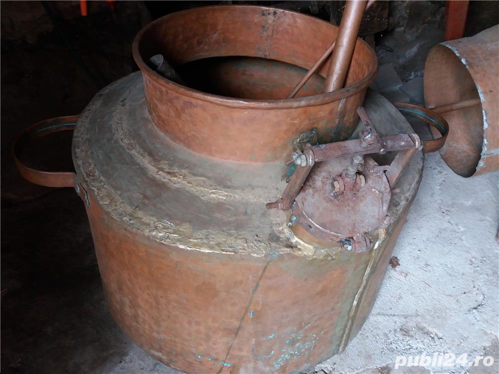 Cazan rachiu 140 litri