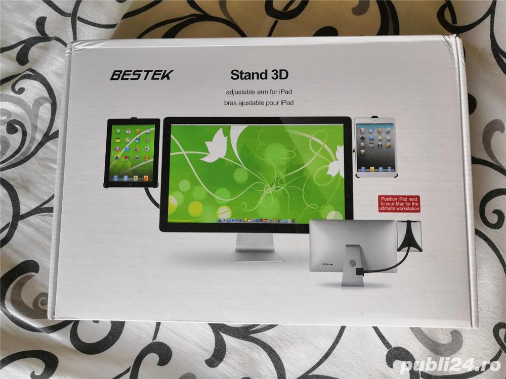 [NOU] Suport BESTEK flexibil pentru tableta/E-reader/iPad (7-10.5 inch