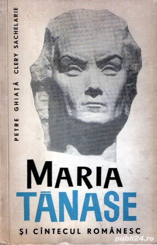 Maria Tănase şi cântecul românesc