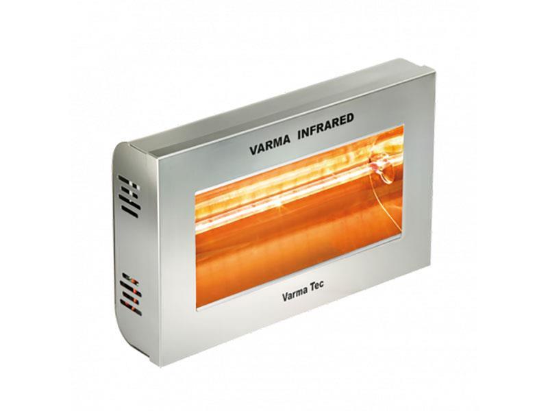 Încălzitor terasă cu lampă infraroșu Varma V400/15X5SS, Aeroterme