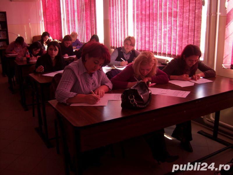 Cursuri de calificare în Bârlad, diplome europene !