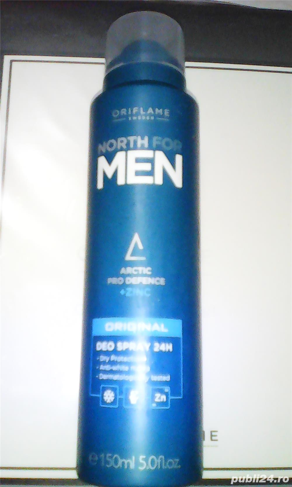 Spray deodorant antiperspirant
