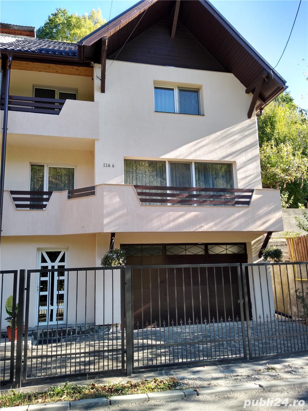 Casă de vânzare în duplex Baia Mare sau schimb cu apartament cu 3-2 camere+diferența.