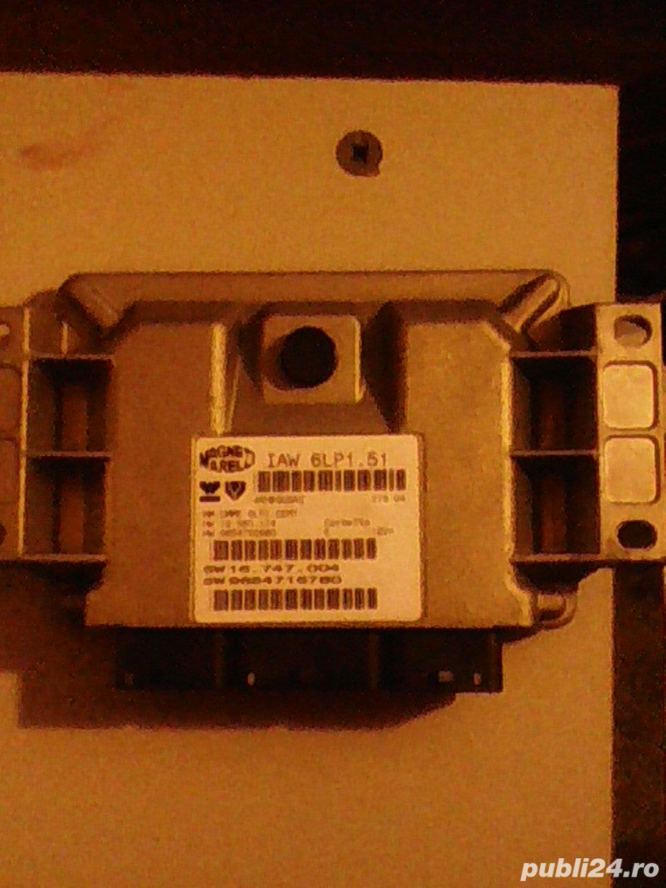 calculator autopeugeot 307 cc 2005 , 2.0 benzina  100 kw