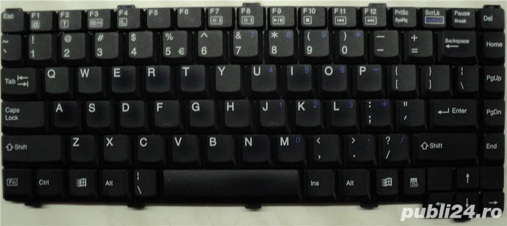 Tastatura Laptop Compaq Evo N115 CODE: HMB842-T21