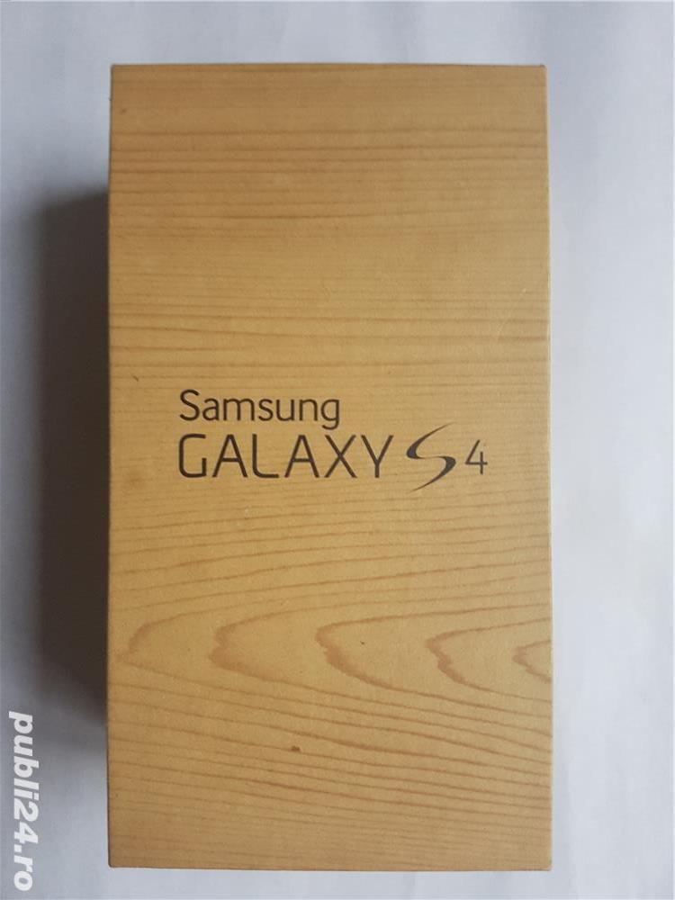 Cutie Samsung Galaxy S4 ,16GB- negru