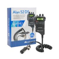 Statie radio CB portabila Midland Alan52 DS Multi Romania cu Squelch Automat digital (NOU)