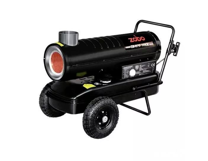 Tun de caldura pe motorina ZOBO H70 ardere indirecta