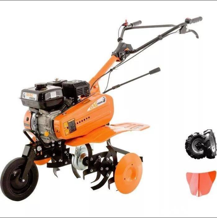 Motosapa/Motocultor Ruris DAC 7000K