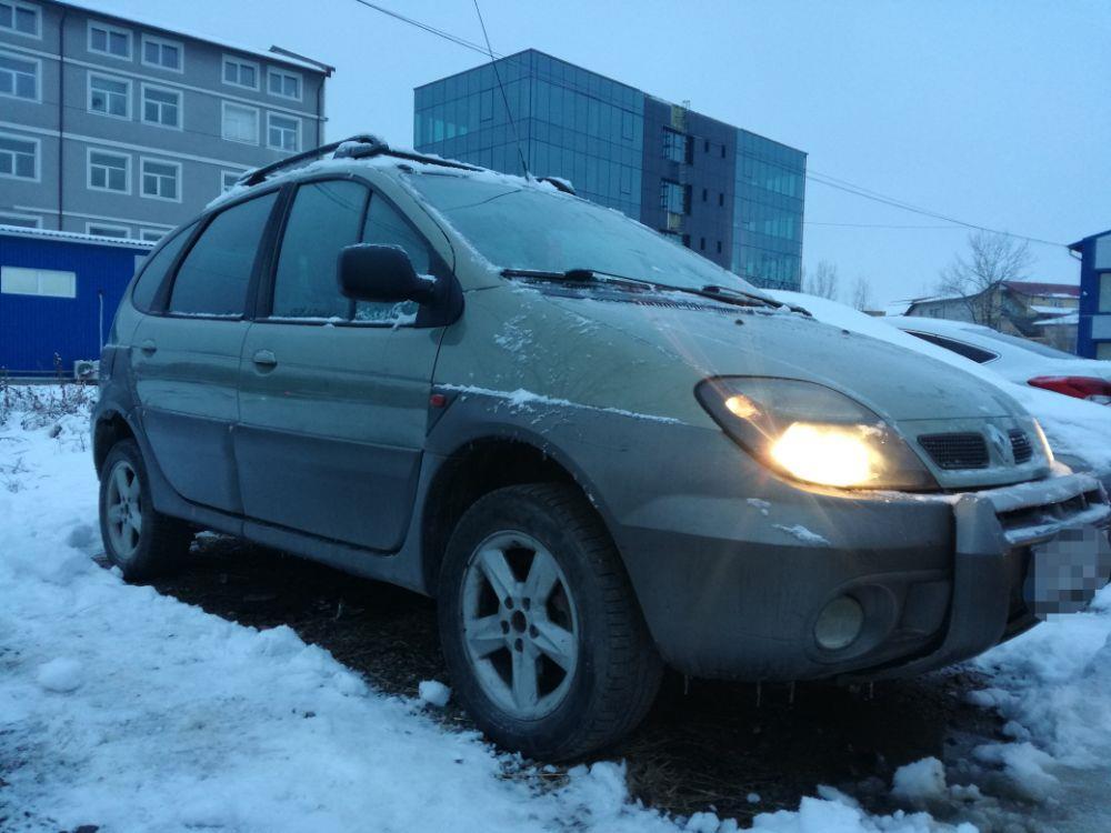 Renault scenic/tdi/inmRO