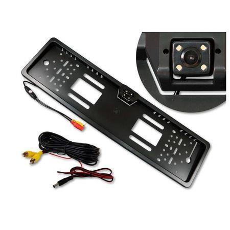 Camera Video Auto Marsarier Suport De Numar Infrarosu IR 170 grade