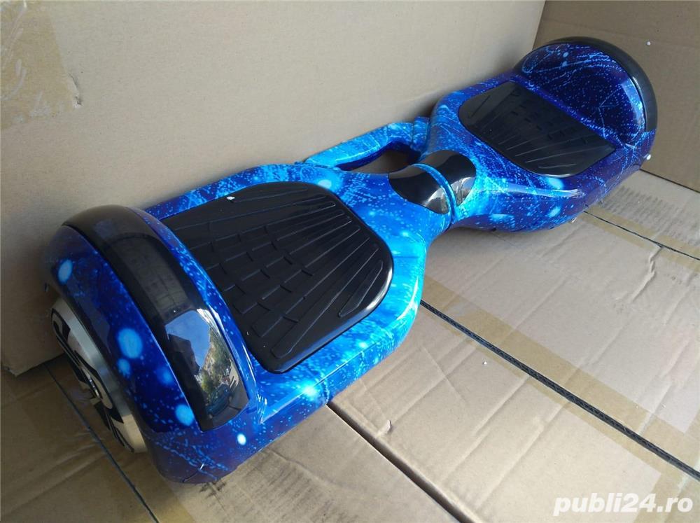 Oferta Hoverboard Auto Balance blue sky