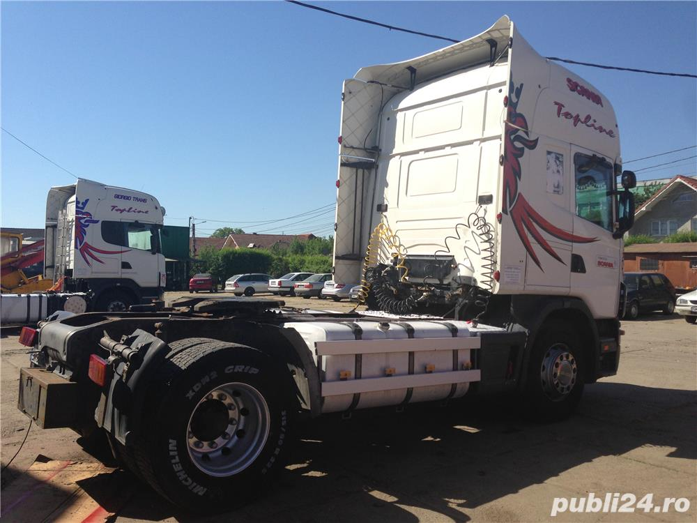 Piese Scania 470-480 V8