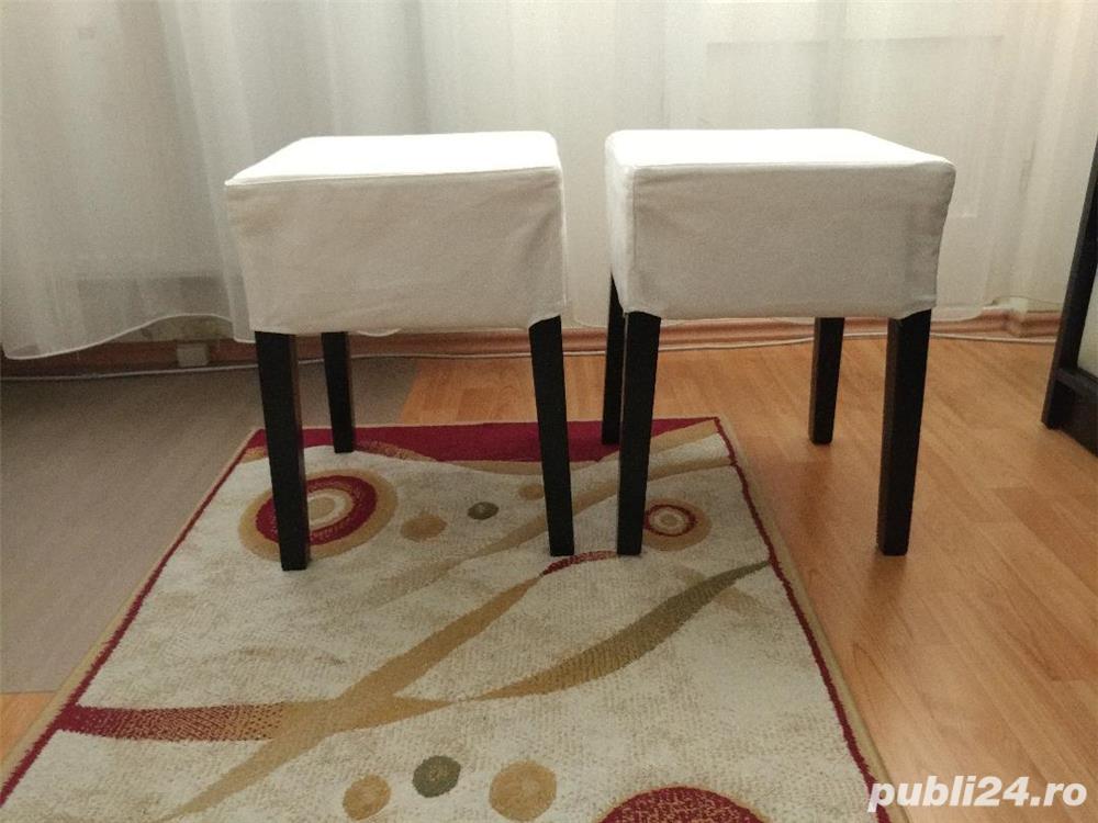 Vand 2 taburete NILS de la Ikea