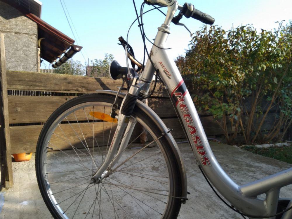 Bicicleta Pegasus Arcona Aluminium Germania