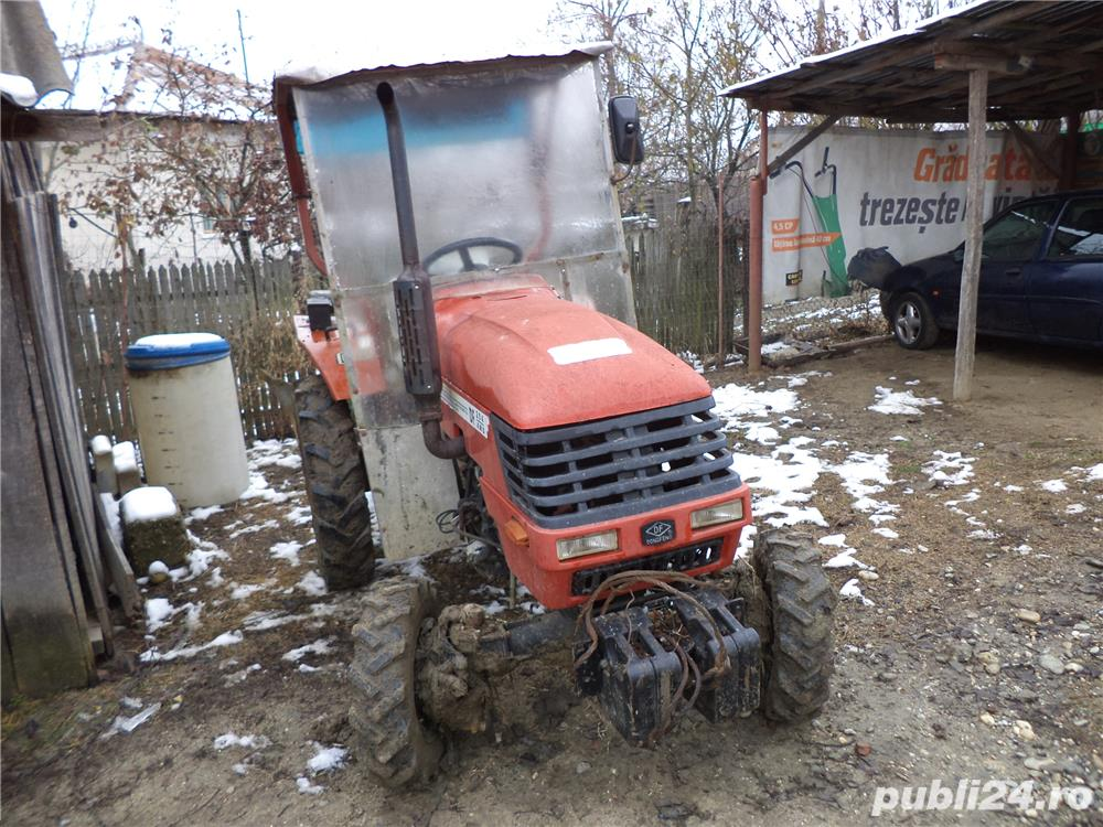 TRACTOR 20 CP.4*4