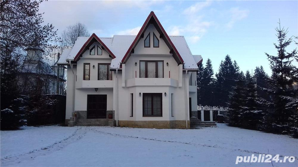 Vatra Dornei Casa Vila Pensiune Schi Parc Veverita Dealul Negru Rarau Ceahlau