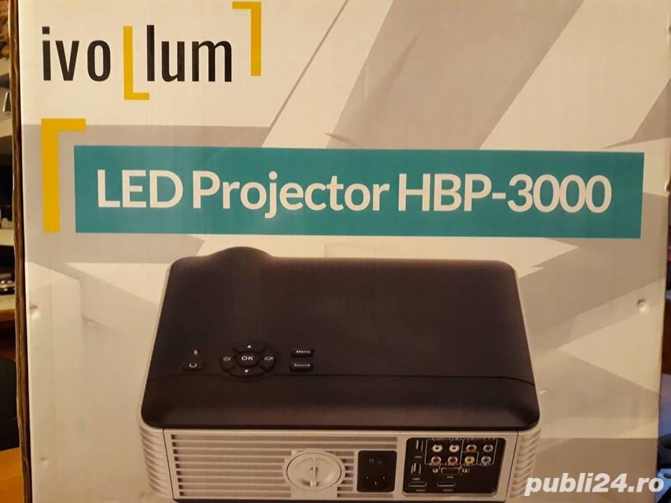 Vand proiector LED HBP-3000 Ivolum