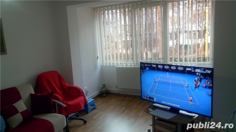 Apartament 2 camere,parter-Tomis Nord-City Park Mall