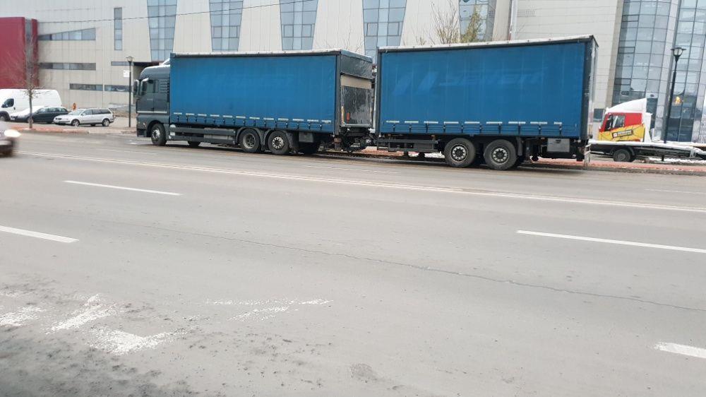Transport marfa IASI-ROMANIA camion cu lift TIR