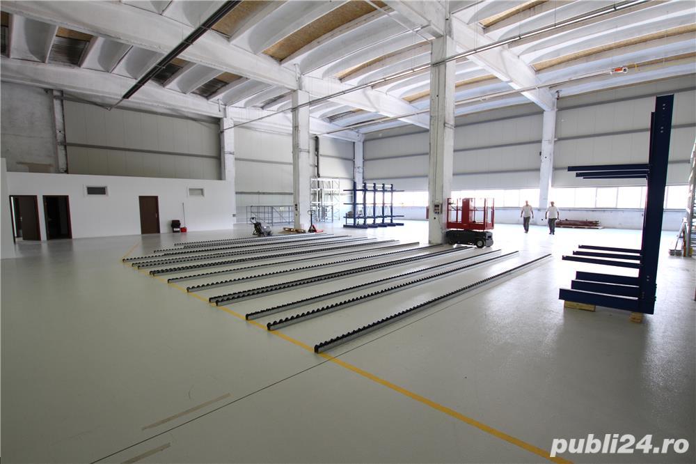Spatiu industrial de inchiriat 840 m2 - 3,25 Eur/m2