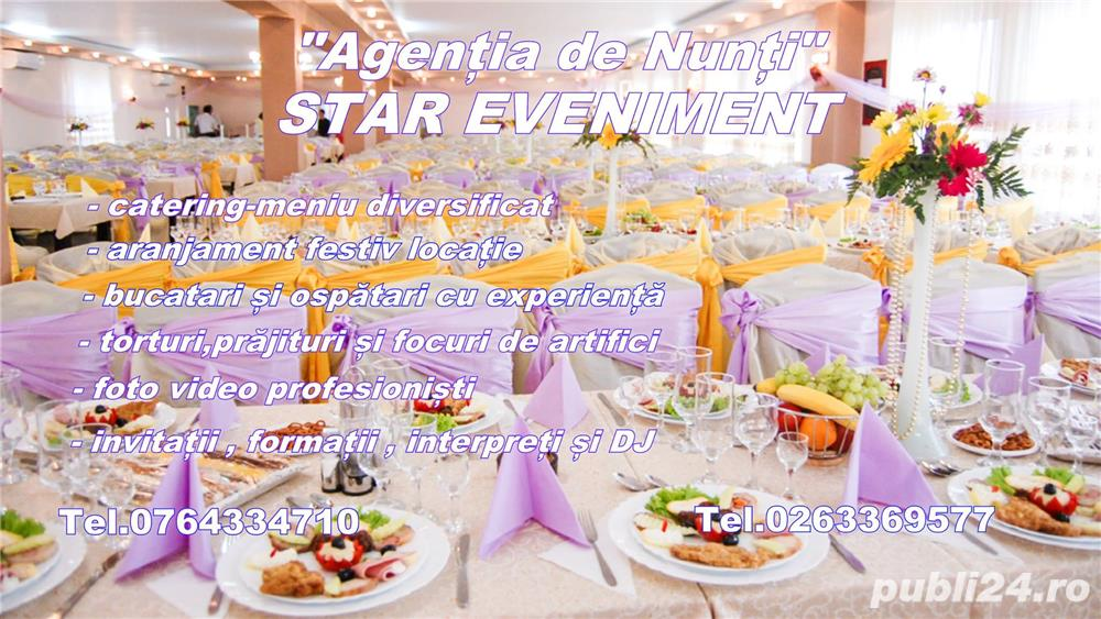 Catering&servicii complete evenimente