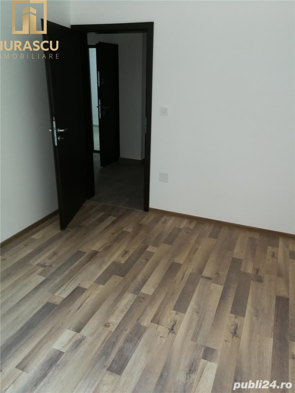 Apartament 2 camere decomandate in zona Miroslava bloc finalizat