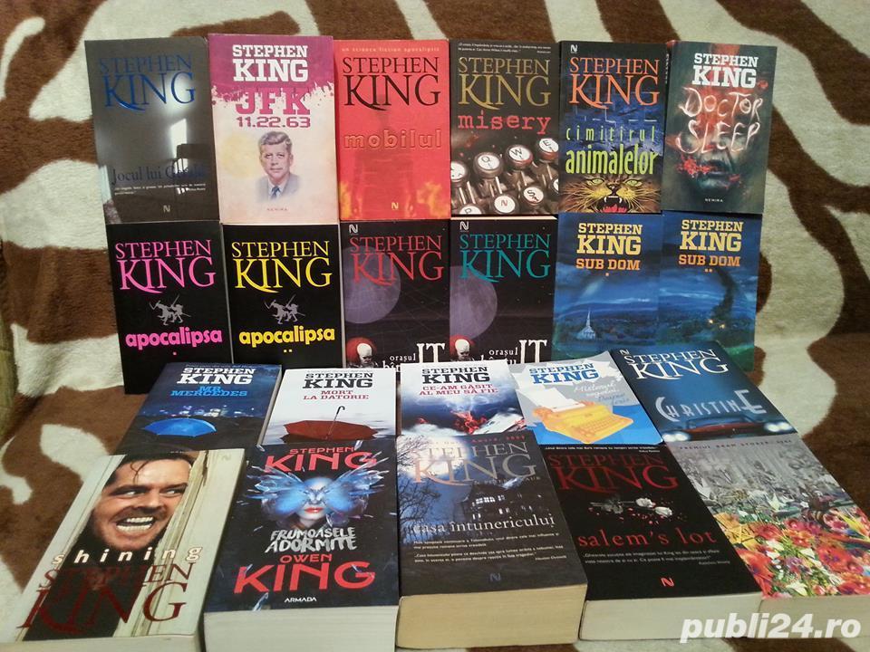 STEPHEN KING CARTI (22 VOL)