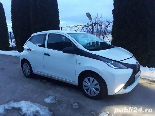 Toyota Aygo GPL