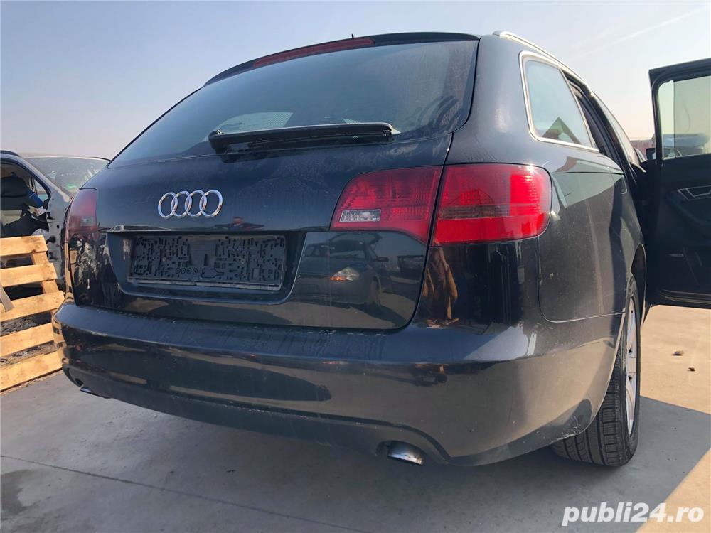 Dezmembrez Audi A6 2.7 TDI 4x4 Quattro 2007
